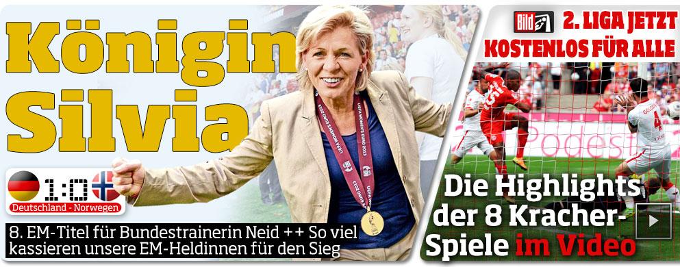 Teaser Fußball Bild.de